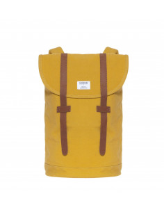 STIG Yellow/Cognac Brown Leather