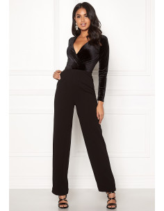 Heidi jumpsuit Black