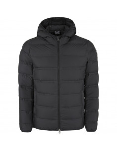 DOWN JACKET GIACCA PIUMINO Black