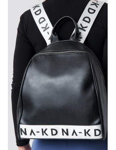 NA-KD Backpack Black