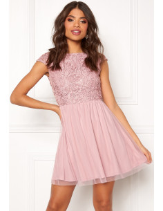 Ayla dress Dusty pink