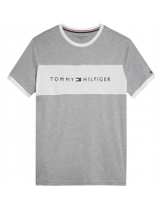 CN SS TEE LOGO FLAG 004 Grey heather