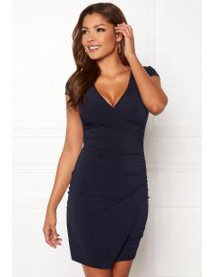 Soprano Wrap Dress Dark blue