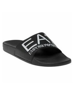 SLIPPER PU+PVC Black iris