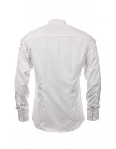 Carl Twill Shirt White