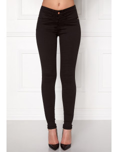 Miranda push-up jeans Black