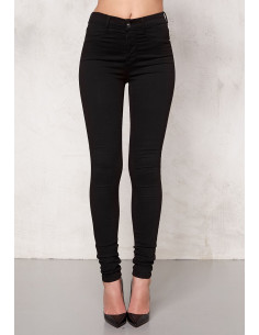 Bianka highwaist Black