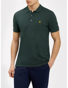 Polo Shirt Forest Green