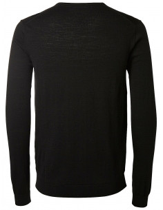 Selected TOWER MERINO V-NECK NOOS