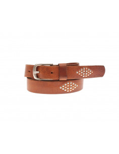 SDLR Belt Female Cognac