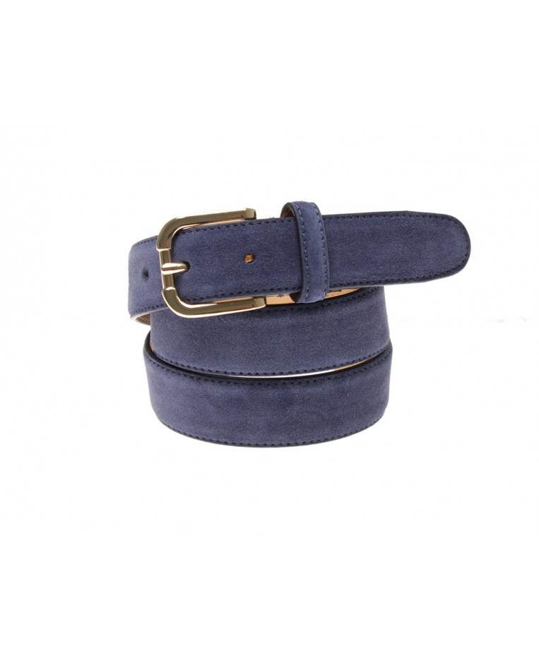 SDLR Belt Female Blue