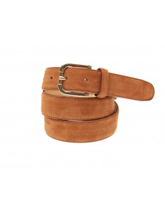 SDLR Belt Female Brown