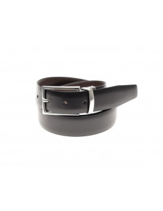 SDLR Belt Male Black/Dk.Brown