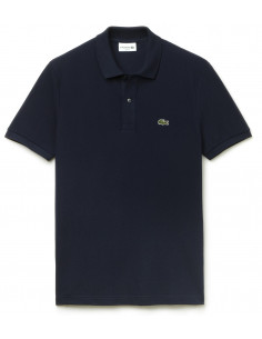 Lacoste Slim Fit Piqué Polo Marine