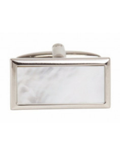 Mother of Pearl Rectangle