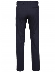 SHDNEWONE-MYLOLOGAN1 Navy trousers