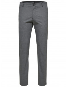 SHDNEWONE-MYLOLOGAN1 GREY TROUSER NOOS Medium Grey Melange