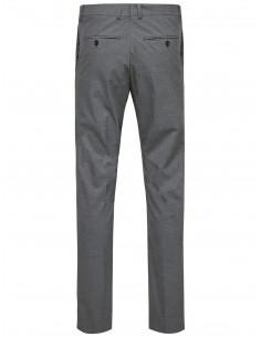 Slim Fit Kostymbyxor Grey