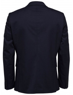 Slim Fit Kavaj Navy