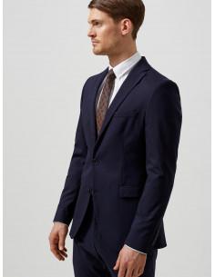 SHDNEWONE-MYLOLOGAN1 Navy blazer