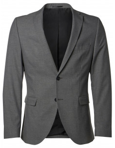 SHDNEWONE-MYLOLOGAN1 GREY BLAZER NOOS Medium Grey Melange