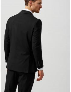 SHDNEWONE-MYLOLOGAN1 Black blazer