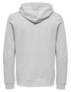 SHNBORIS ZIP HOOD SWEAT