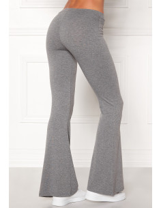 Cozensa trousers Dark grey melange