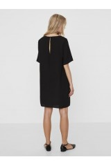 VMGABBY 2/4 SHORT DRESS NOOS Black