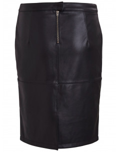 VIPEN NEW SKIRT-NOOS  Black