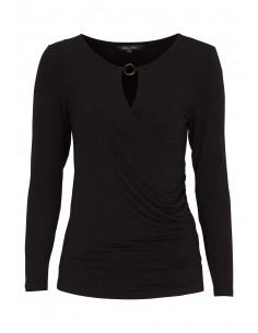 Jacey top Black