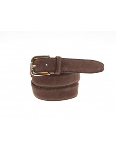 SDLR Belt Female Dk.Brown