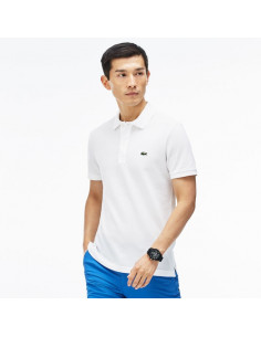 Lacoste Slim Fit Polo White