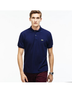 Lacoste L1212 Polo Navy Blue