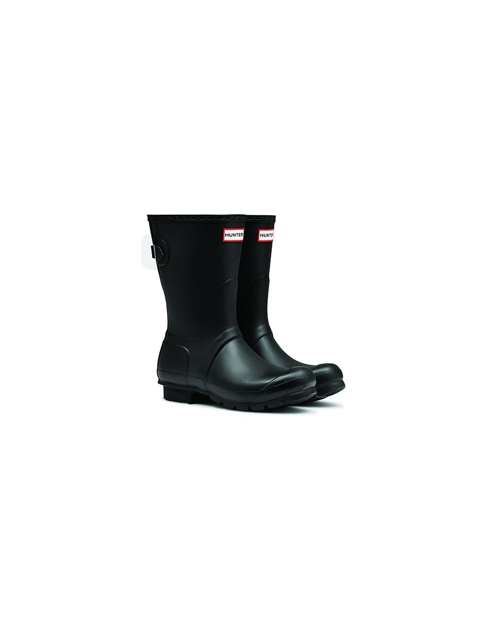 a63f59cf Hunter Original Back Adjust Short Boots Gummistövlar Stövlar