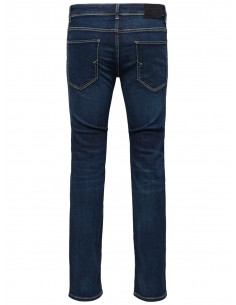 SHNSLIM-LEON 1003 D.BLUE ST JNS NOOS Dark Blue Denim