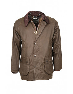 Classic Bedale Wax Jacket Olive