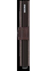 Miniwallet VintageChocolate