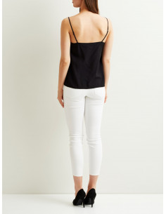 VILIBA STRAP TOP Black