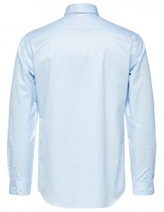 SLHSLIMSEL-PELLE SHIRT LS B NOOS Light Blue