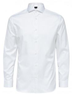 SLHSLIMSEL-PELLE SHIRT LS B NOOS Bright White