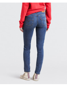 Levi's 721 HIGH RISE SKINNY DUST IN THE WIND