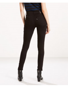 Levi's 721 HIGH RISE SKINNY BLACK SHEEP