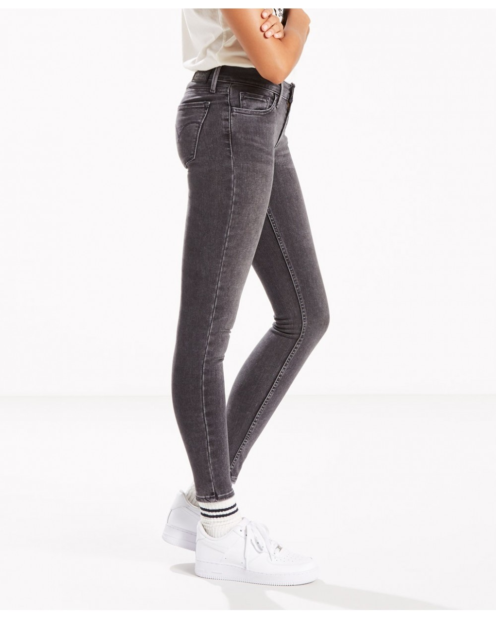 2c84f6ca328 Levi s INNOVATION SUPER SKINNY FANCY THAT 17780-0037 Jeans