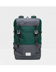 HARALD Multi Deep Green/Dark Grey