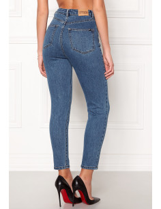 Felice high waist jeans Dark Blue