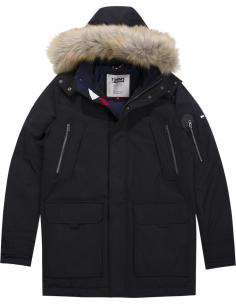 TJM TECHNICAL PARKA Tommy Black