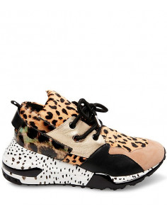 Steve Madden Cliff Sneaker Animal